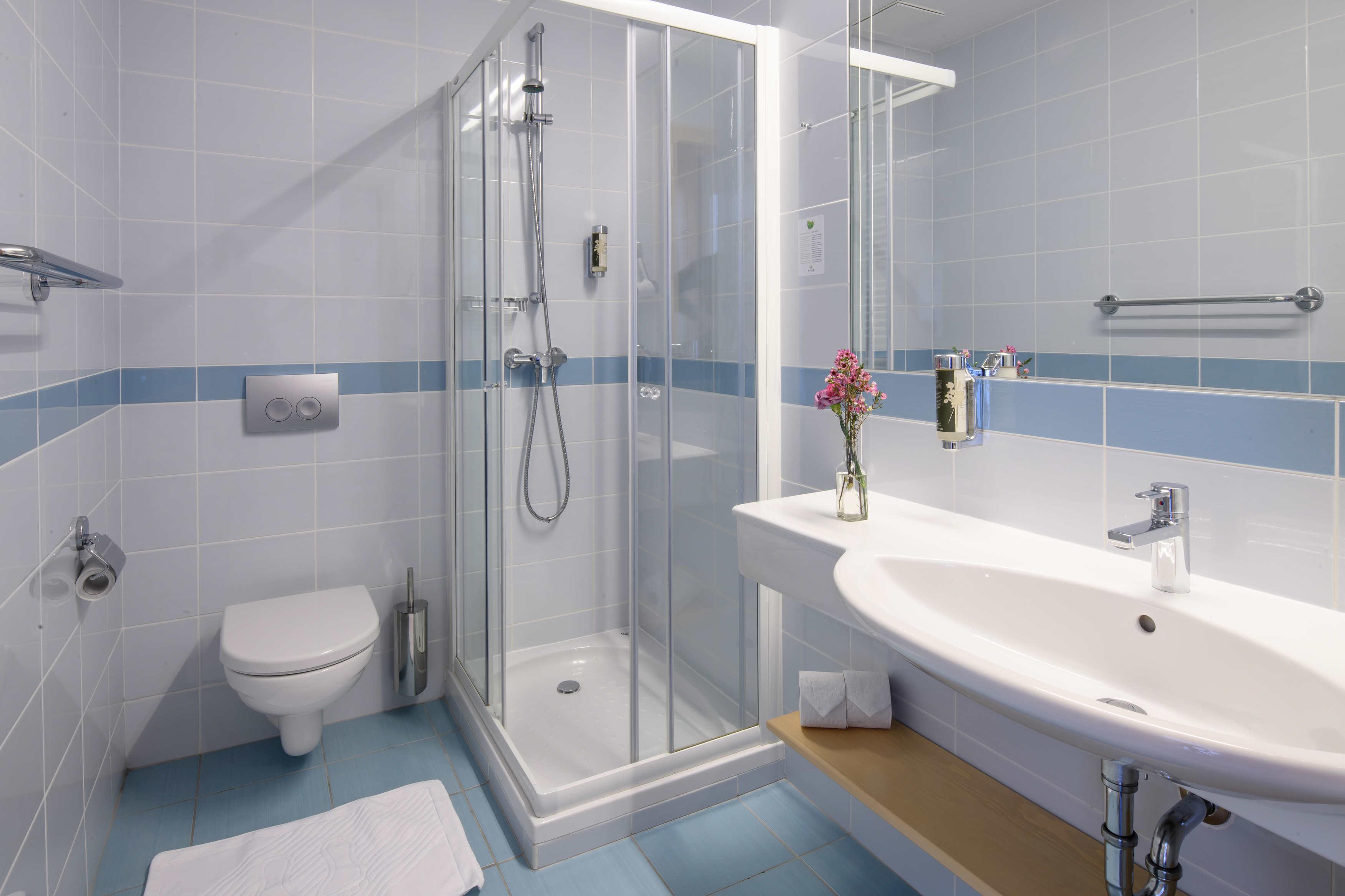 single room bathroom 2