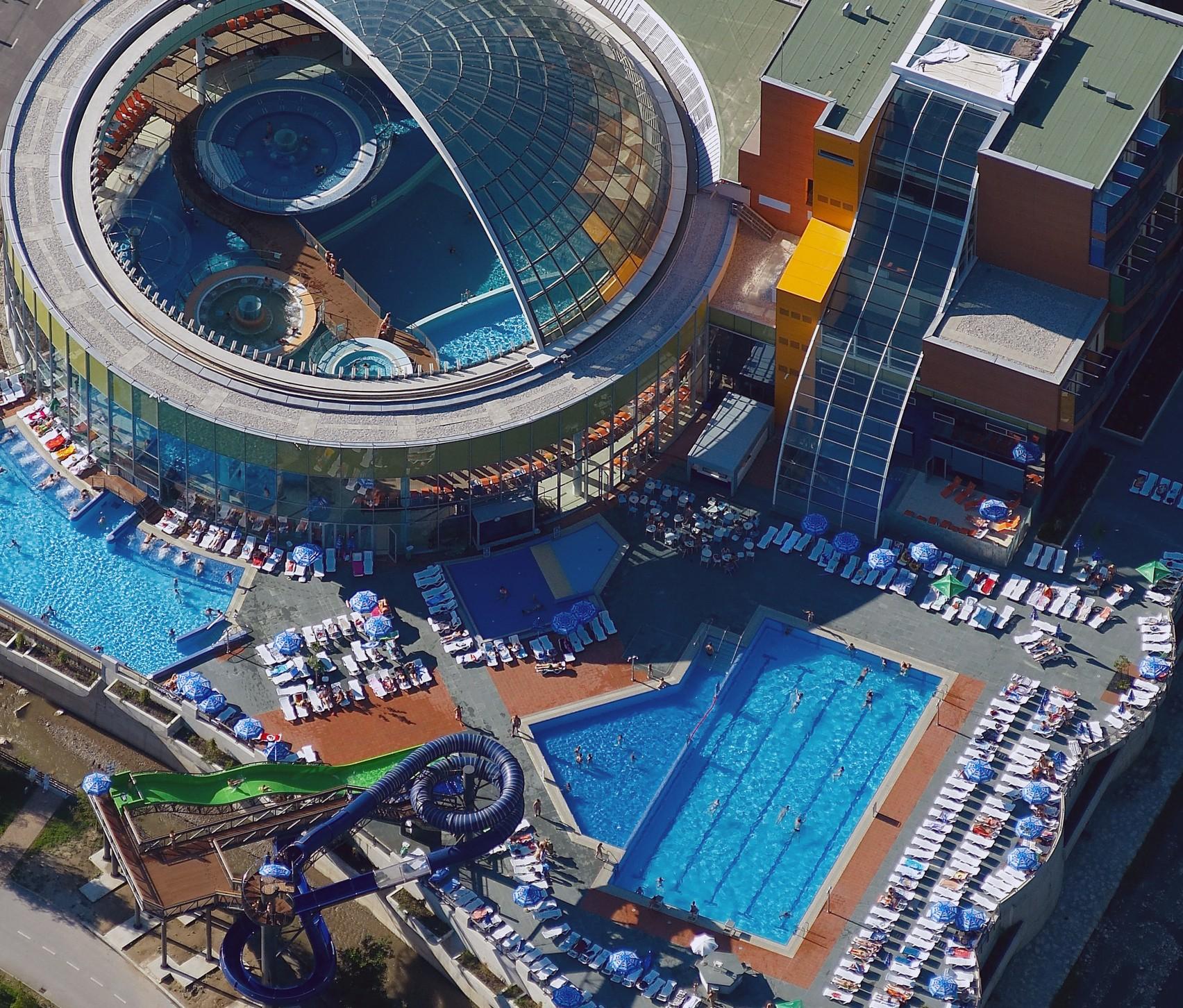 Aquapark -day