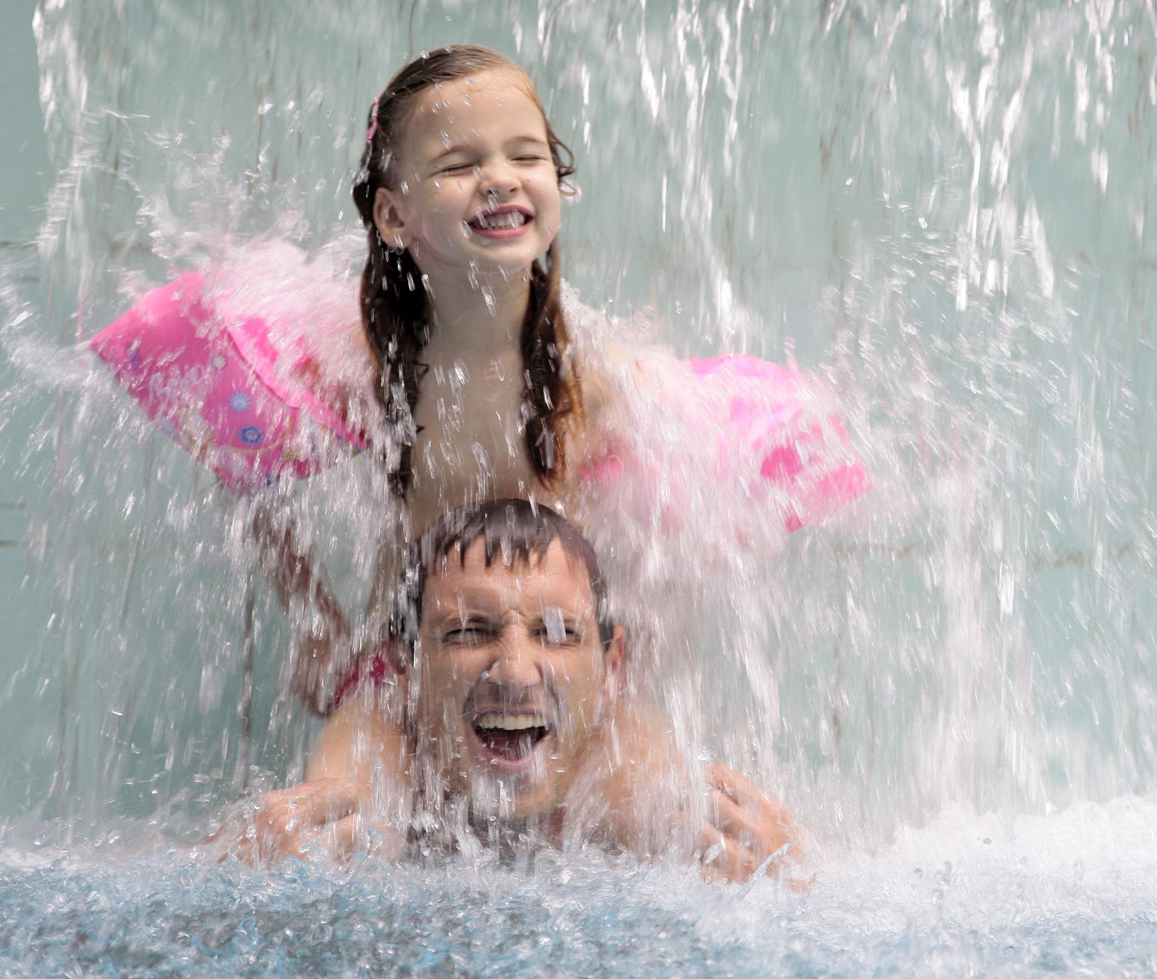 Aquapark - fun