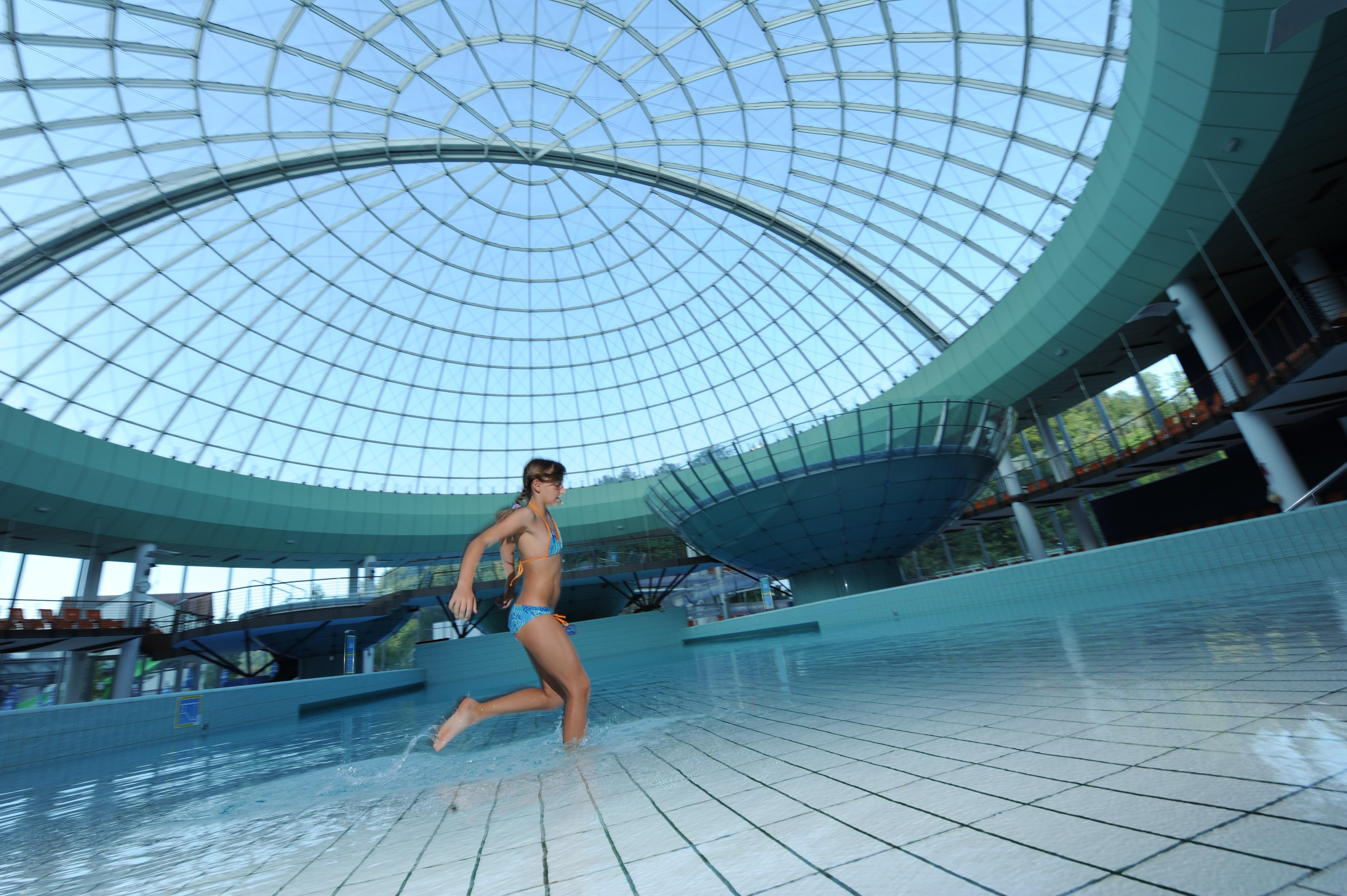 Aquapark - indoor