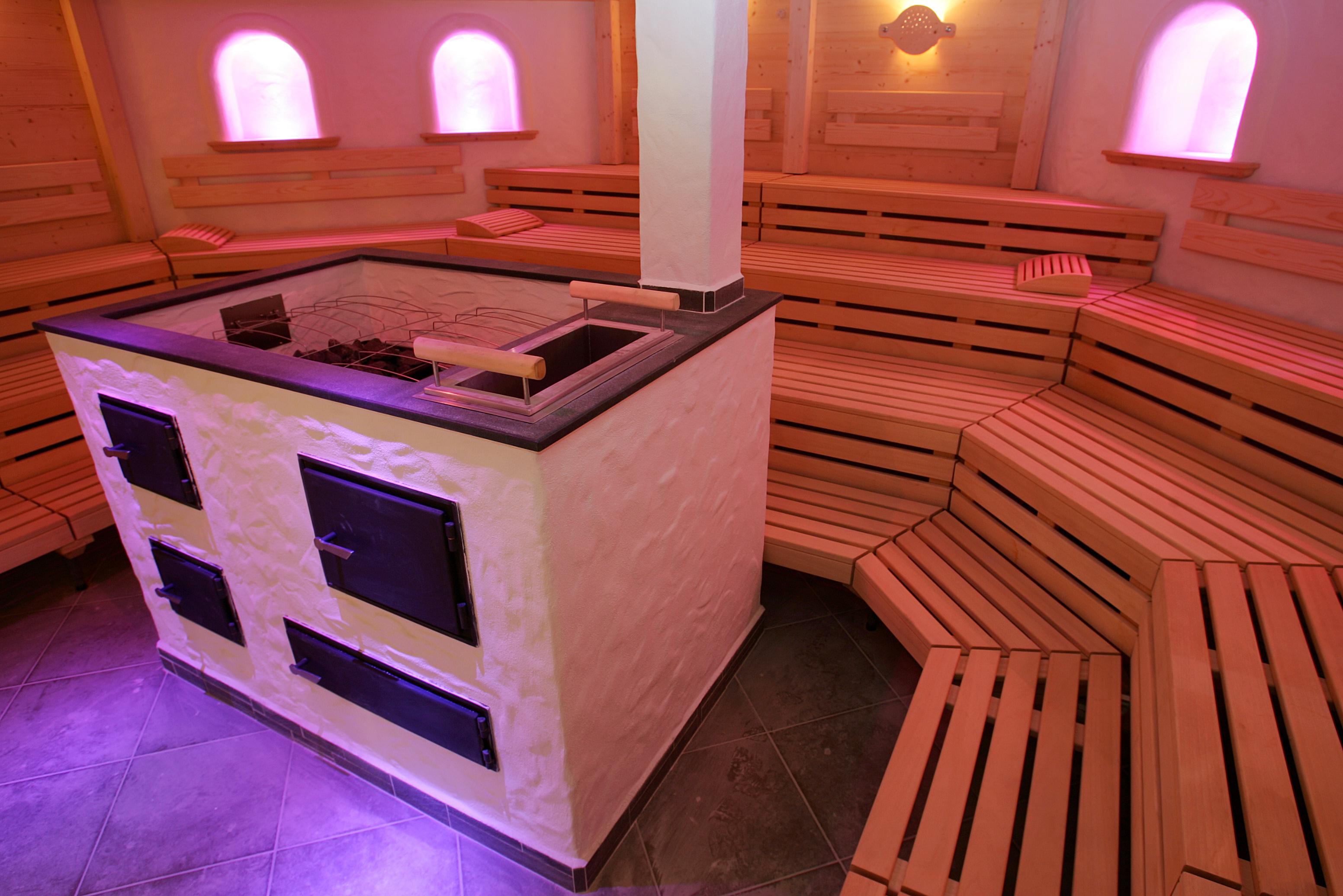 Sauna centre