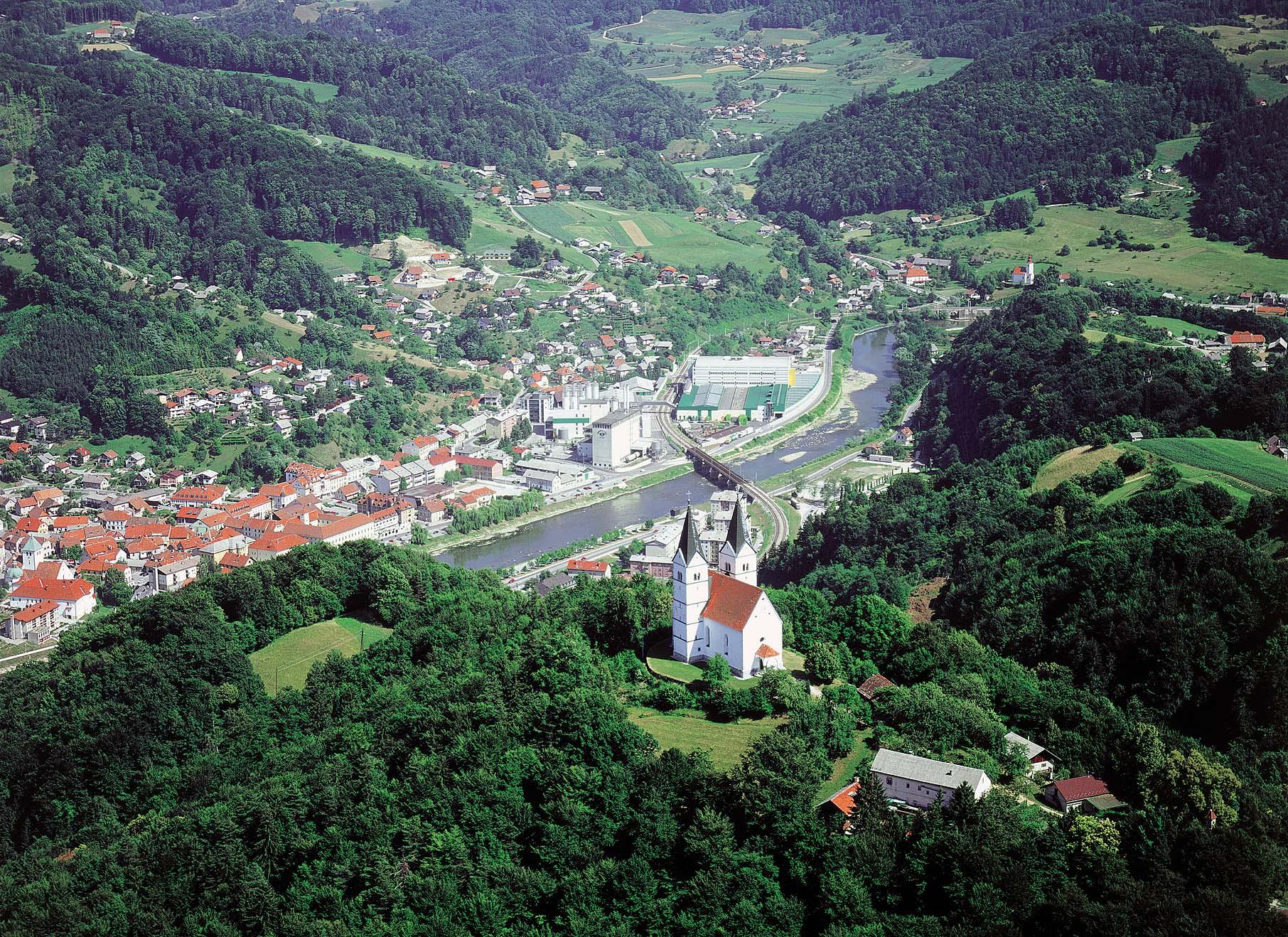 Town Laško
