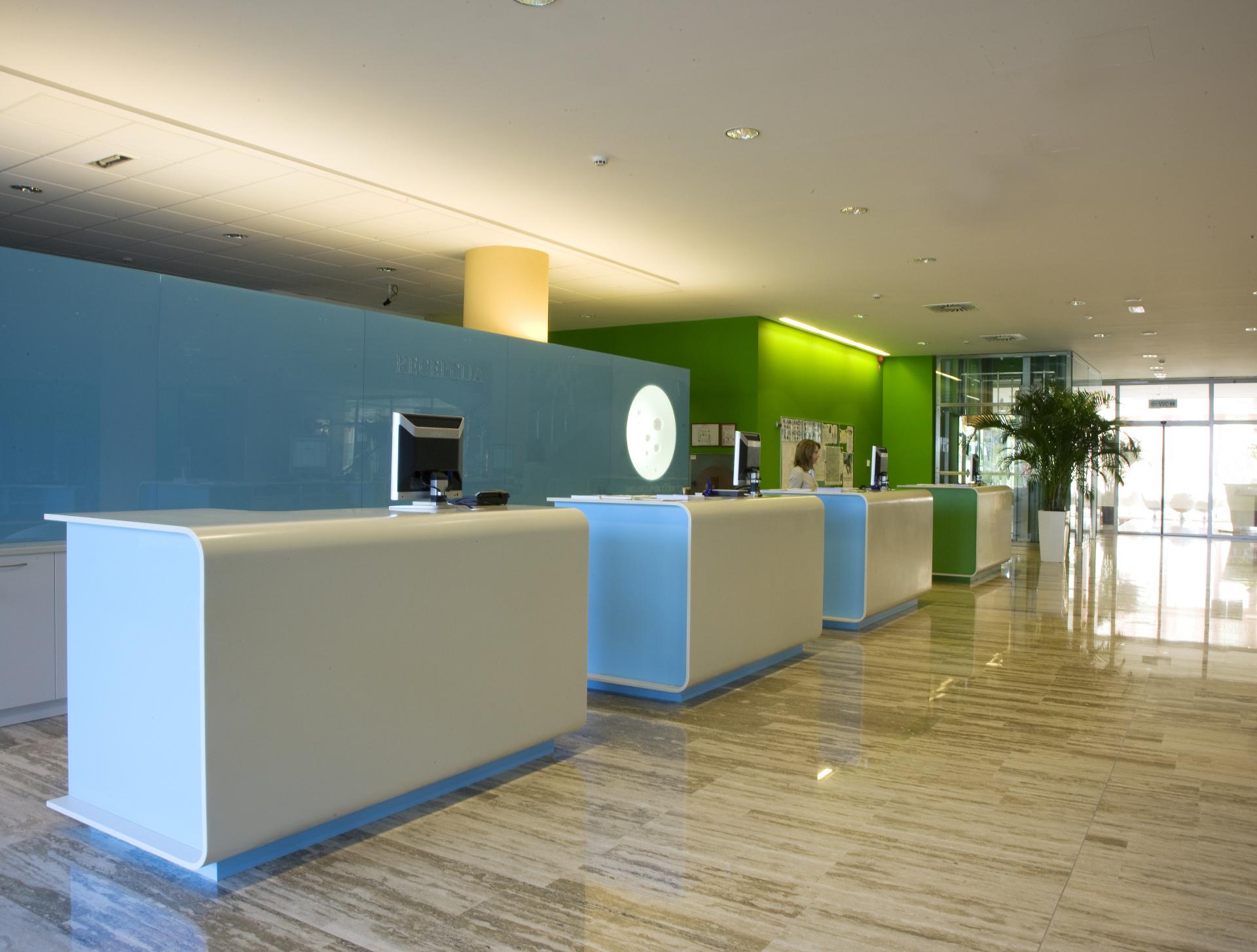 hotels reception