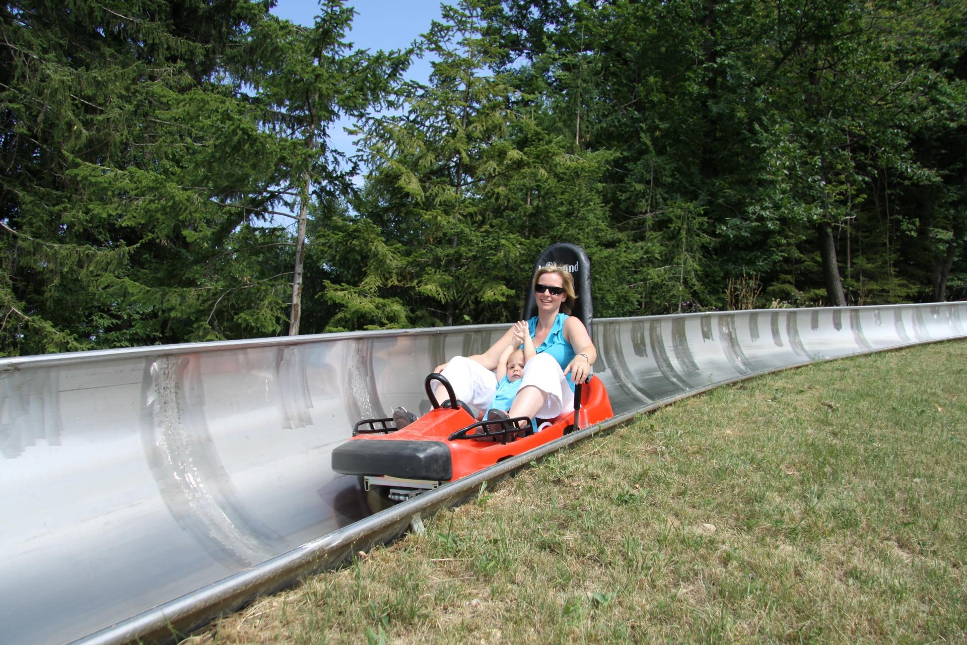 outdoor activities - bob kart