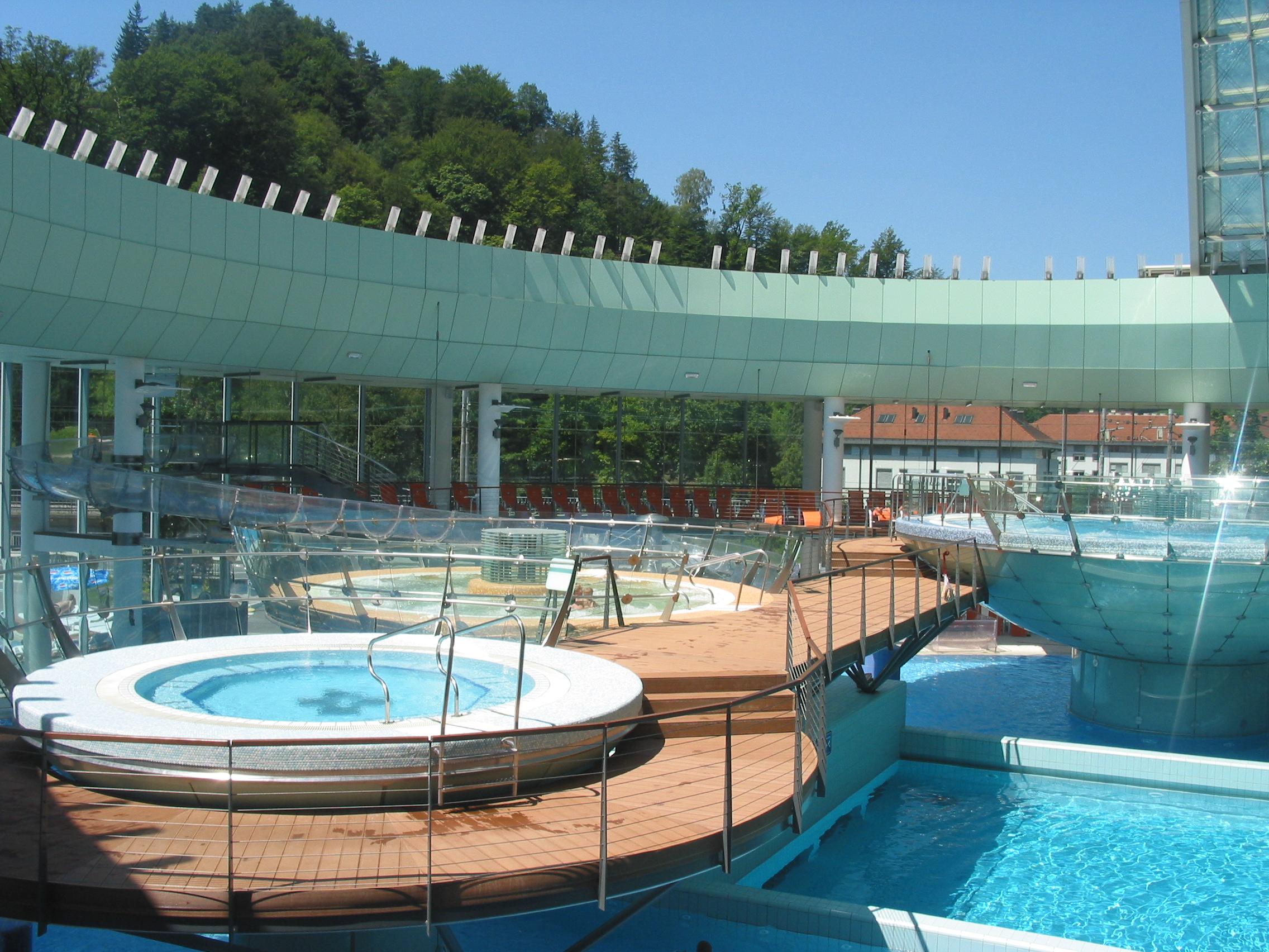 whirlpools - aquapark